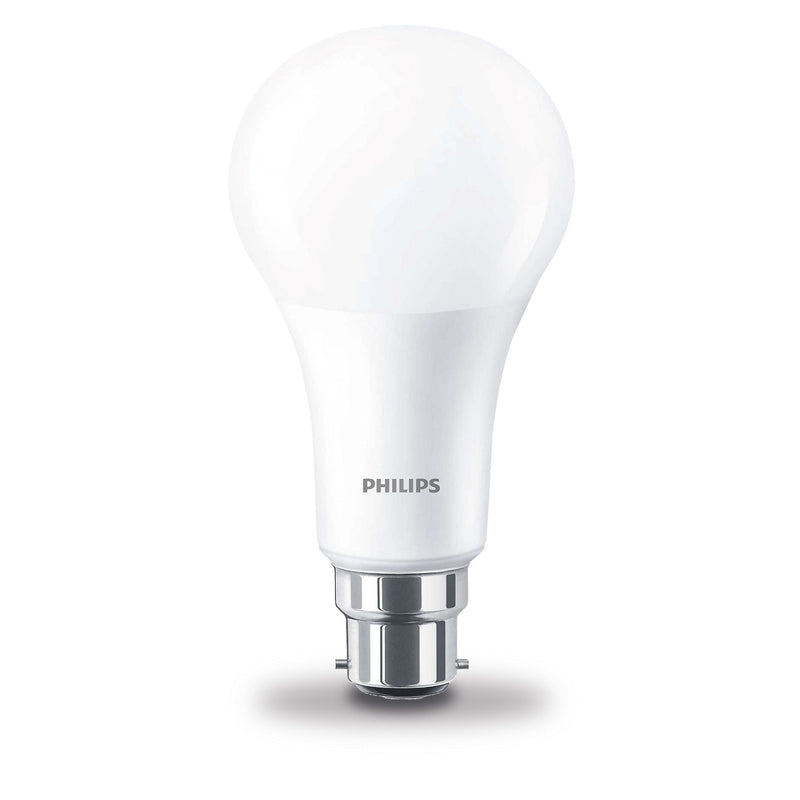 Philips 15W-100W LED Master GLS BC/B22d DimTone Warm White Bulb