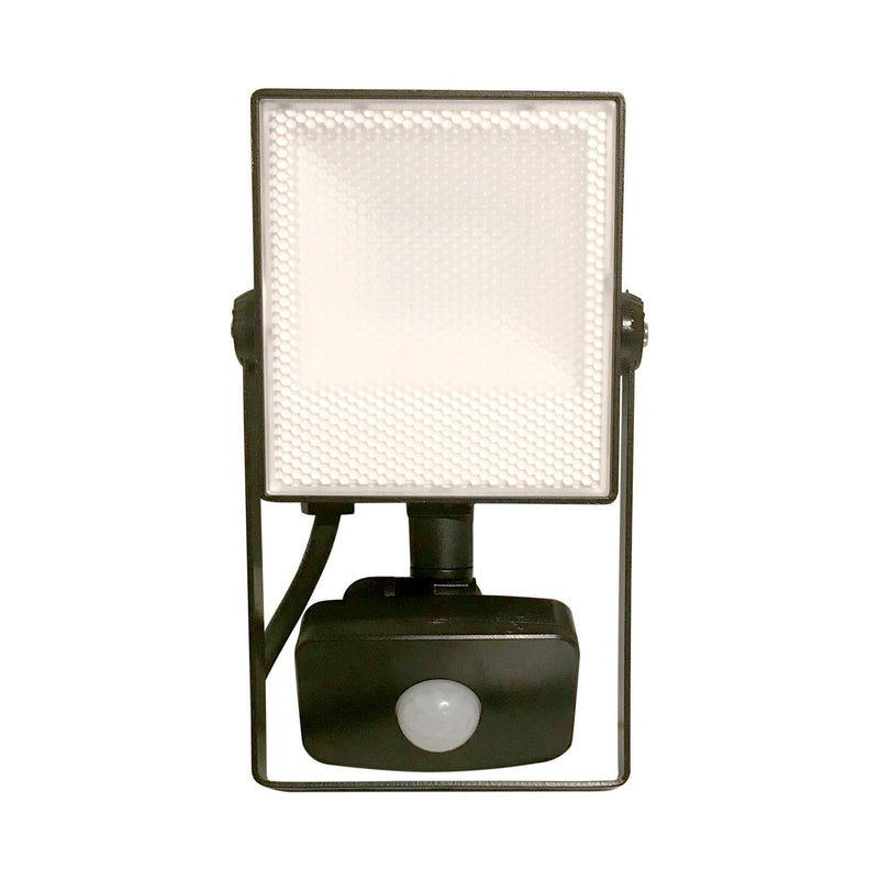 Energizer Floodlight 20W-200W with PIR Sensor IP44 Super Slim LED Non-Dim Daylight