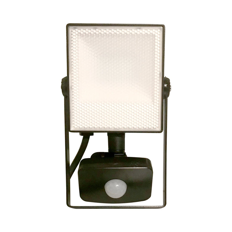 Energizer Floodlight 10W-100W with PIR Sensor IP44 Super Slim LED Non-Dim Daylight