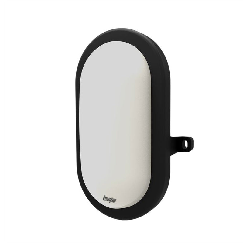 Energizer 15W IP54 Oval LED Cool White Bulkhead