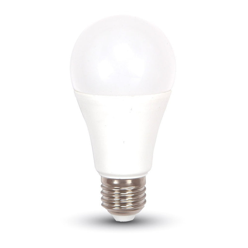 V-Tac 12W-75W LED GLS ES/E27 Dimmable Bulb Warm White - LEDSmiths.com - 1