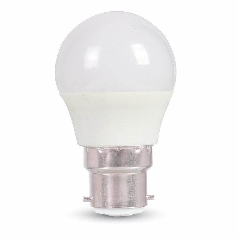 Energizer 6W-40W LED Golf Ball BC/B22d Non-Dim Daylight Bulb - LEDSmiths.com