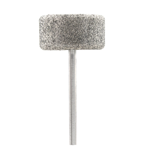 Diamond # 15 17x10mm - Grit Regular, Coarse, X-Coarse.