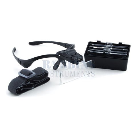Headband Glasses with Five Lenses - 14.9892B
