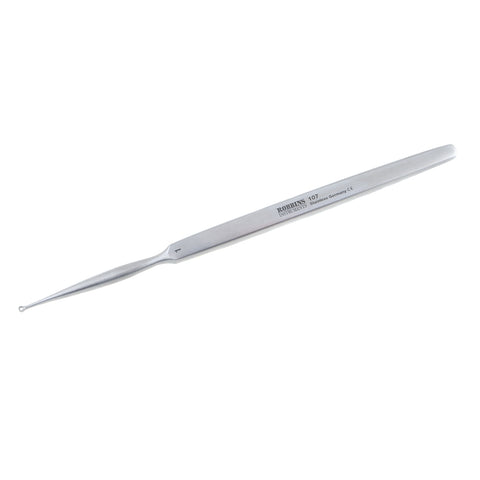 German Pattern Fox Round Curette 1mm - 2.107