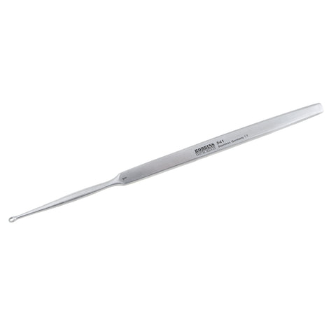 German Pattern Fox Oval Curette 1mm - 2.541