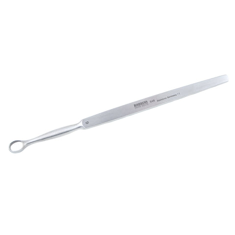 German Pattern Fox Oval Curette 6mm - 2.546