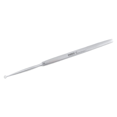 German Pattern Fox Round Curette 2mm - 2.89