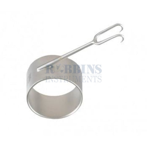 Cottle Thumb Retractor - 1.5 (3.8Cm) Working Length Shp Dble Hk Mx21-108