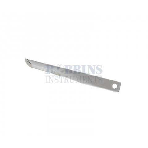 Miniature  Blades - Gradual Curved  Tip - Box of 12 - 9.38-6700