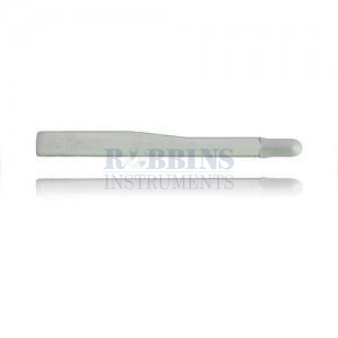 Miniature Blades - Round Tip Sharp Both Sides Box Of 12 9.38-6900