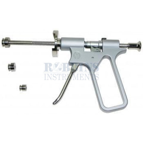 Injection Gun Set -3 5 10Cc B-D Syringes - 21.ig3510