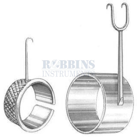 Millard Thimble Retractor - 5/8 (1.6Cm) Mx21-107 None