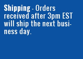 Robbins Instruments Shipping Time