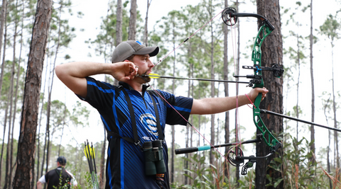 nathan brooks elite archery scott archery custom bow equipment