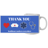 Thank you healthcare workers everywhere