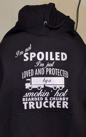 Loved and protected by a trucker