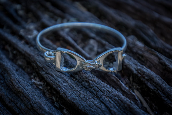 Double Stirrup Bangle