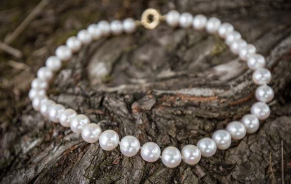Medium Pearl Necklace