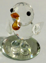 Load image into Gallery viewer, Crystal Chick Handcrafted By Bjcrystals Using Swarovski Crystals