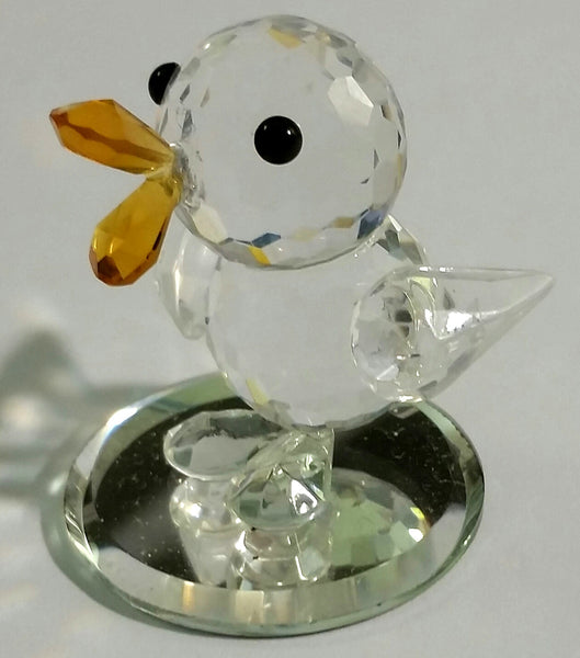 Crystal Chick Handcrafted By Bjcrystals Using Swarovski Crystals