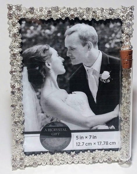 Jewish Wedding Picture Frame - Jewish Engagement Gift - Chuppah - Jewish Wedding Ceremony