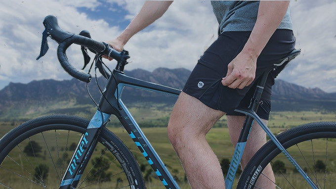 ElevenPine Men's Session Bike Shorts