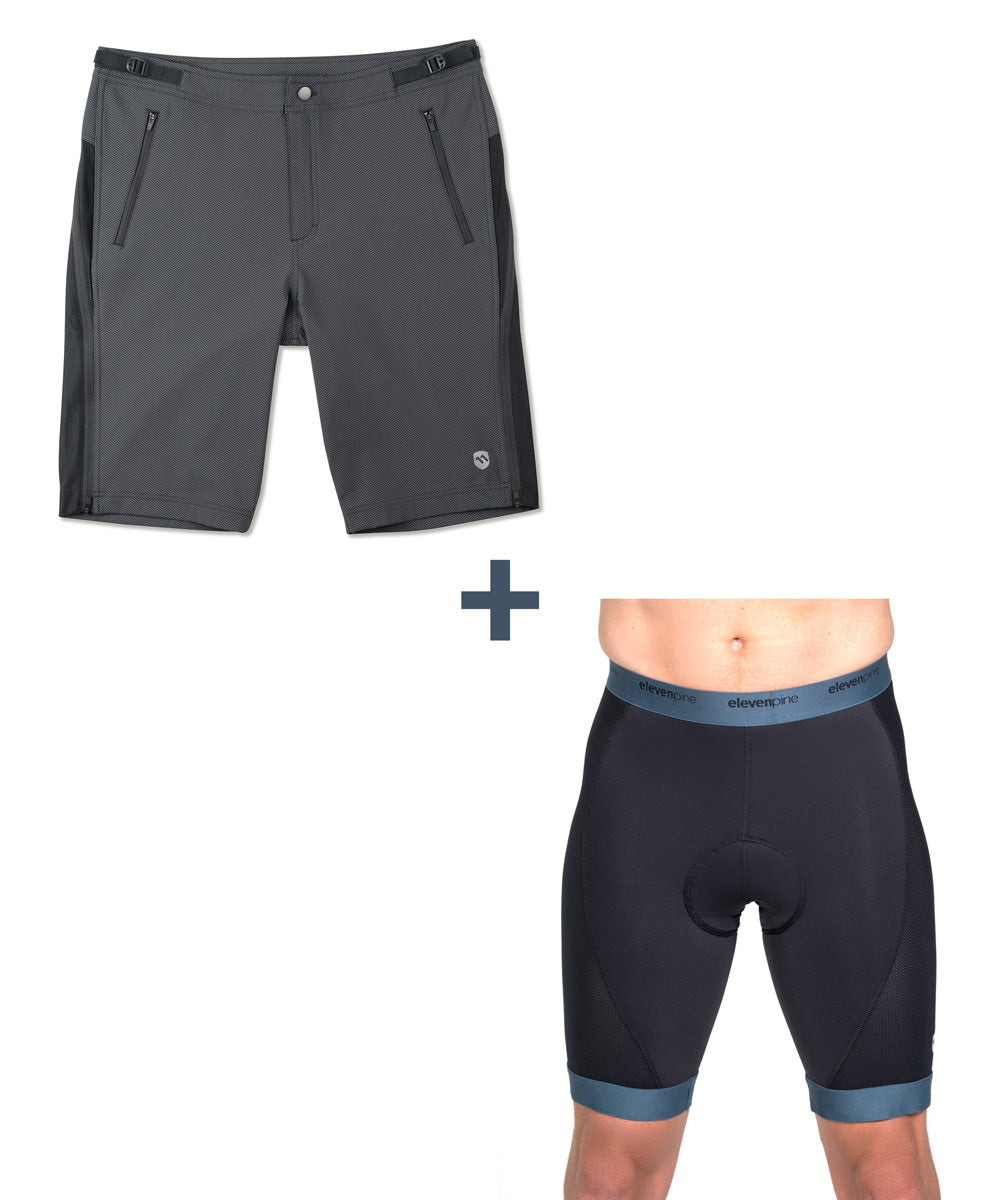 COMBO DEAL: Men's Crank It Up & Liberator Liner-Combo-ELEVENPINE