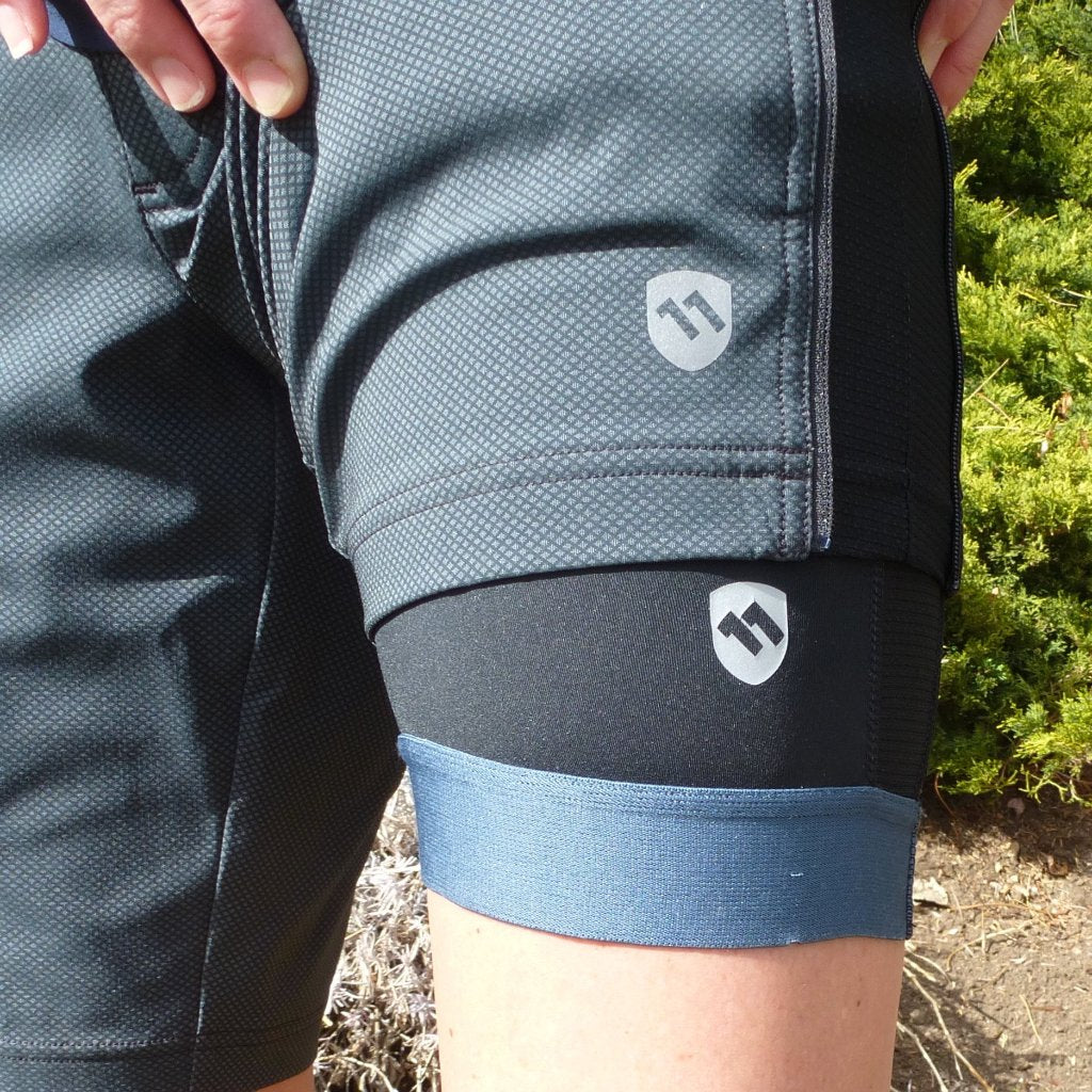 ElevenPine Women's Mountain Bike Shorts Combo