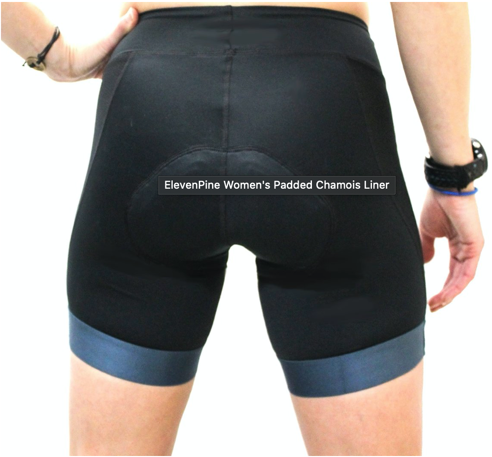 COMBO DEAL: Women's RideAway Shorts and Liberator Liner-Combo-ELEVENPINE