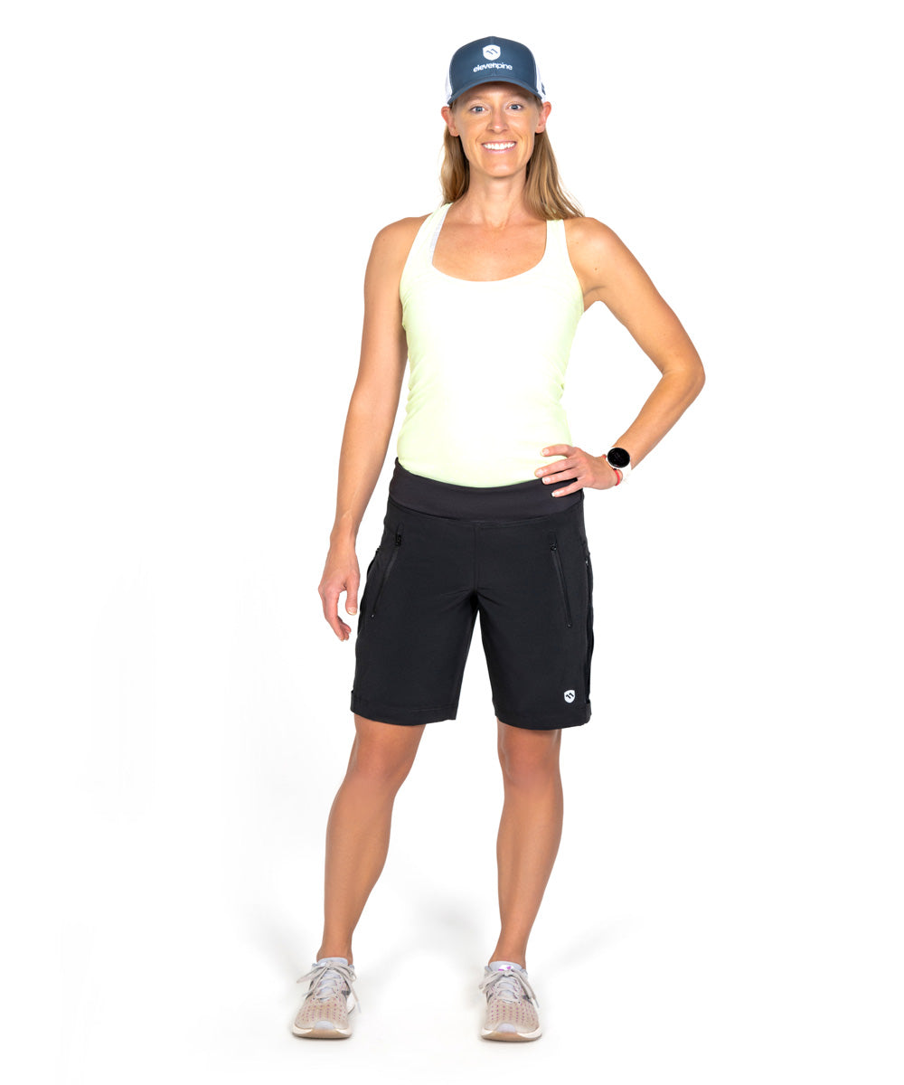 COMBO DEAL: Women's Uprising Short with Liberator Liner-Combo-ELEVENPINE