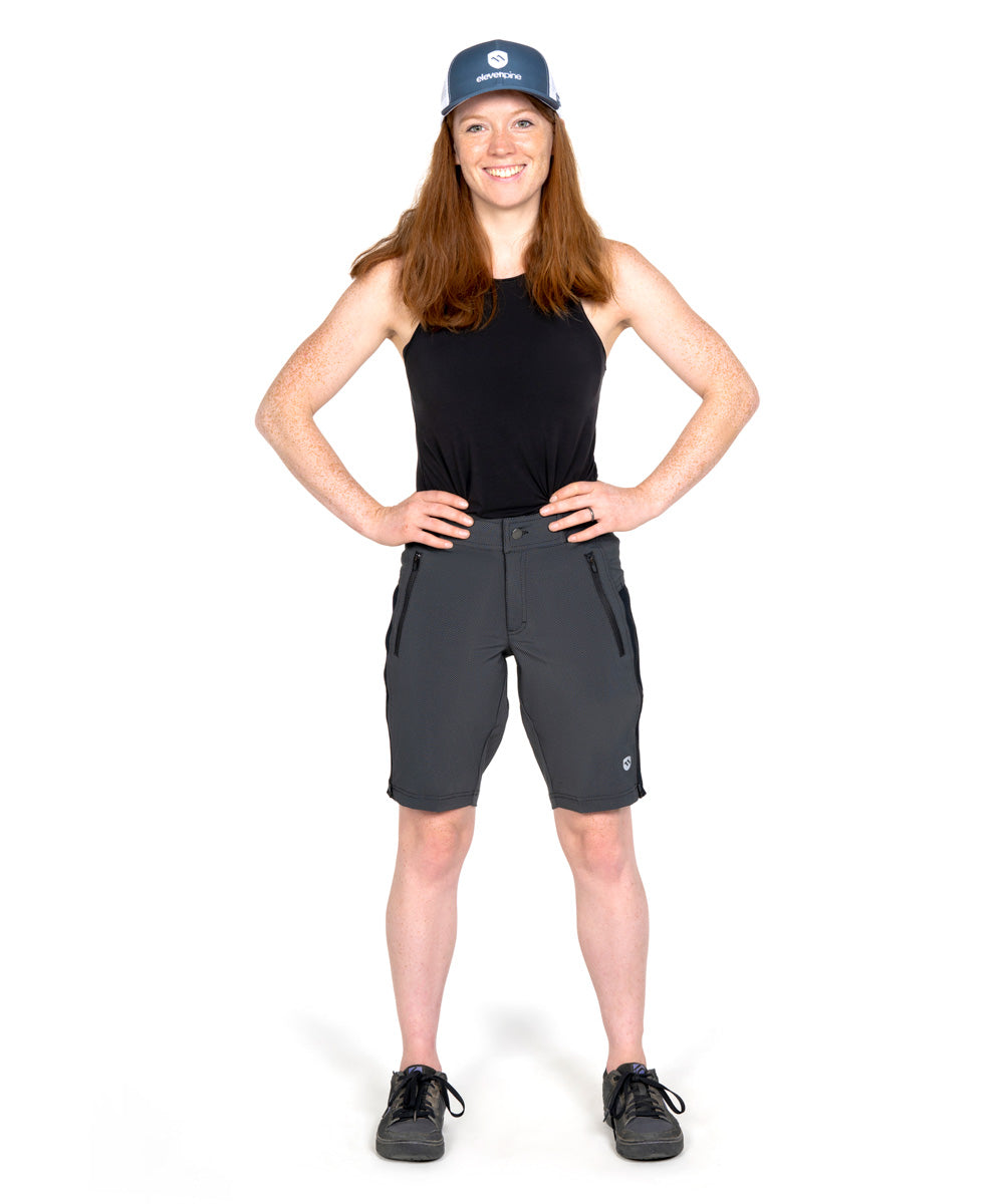 Women's Rip It Up Shorts-Shorts-ELEVENPINE