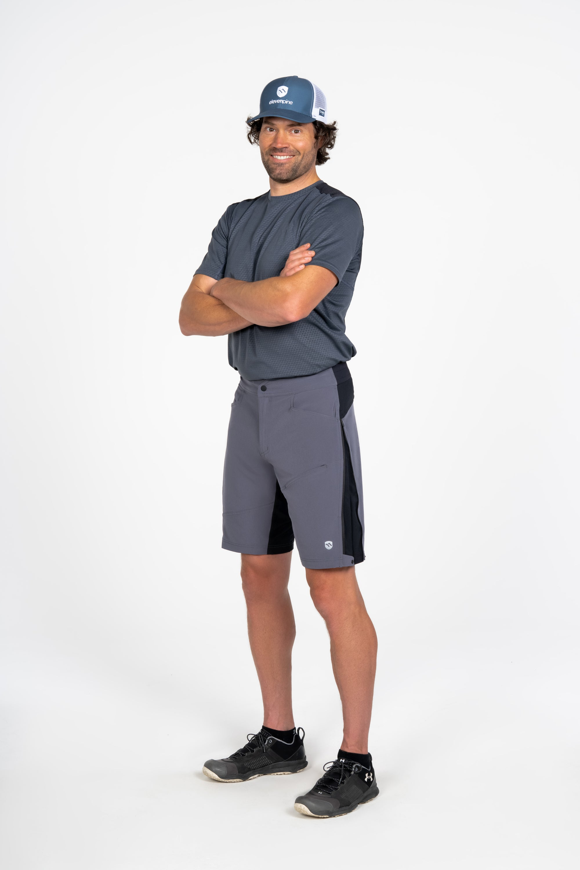 COMBO DEAL: Men's Detour Shorts and Liberator Liner-Combo-ELEVENPINE
