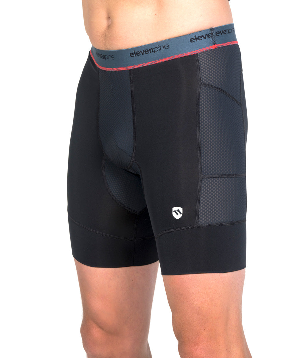 Men's MultiSport Boxer Brief-ELEVENPINE