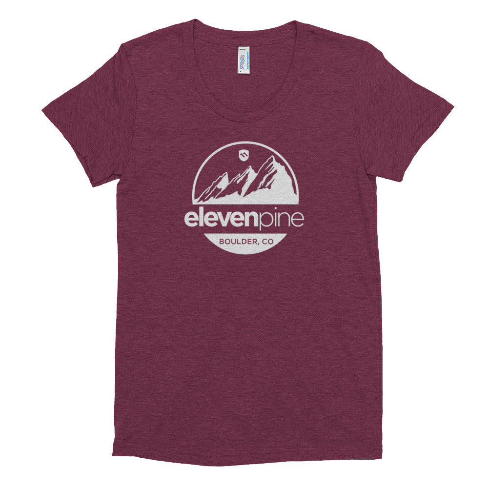 ElevenPine Women's Ambassador T-Shirt Red