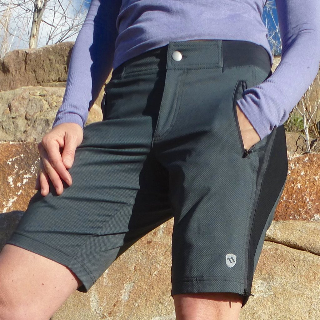 ElevenPine Women's Mountain Bike Shorts