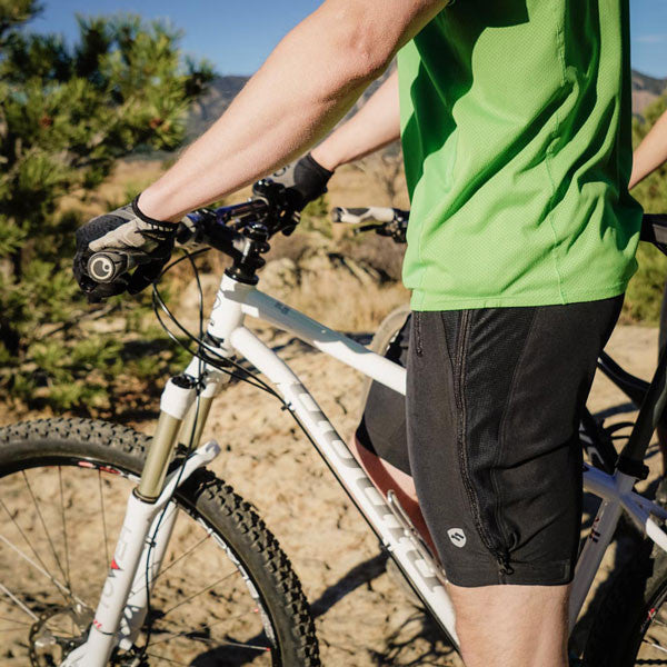 ElevenPine Men's Uprising Bike Shorts