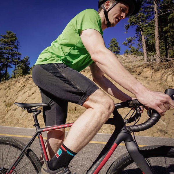 ElevenPine Men's Cycling Shorts