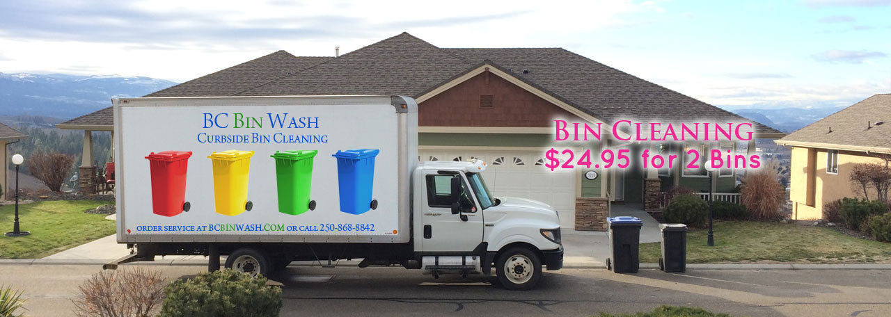 bc bin wash curbside garbage can cleaning