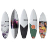 New 2017 Surfboard Graphics Unveiled!