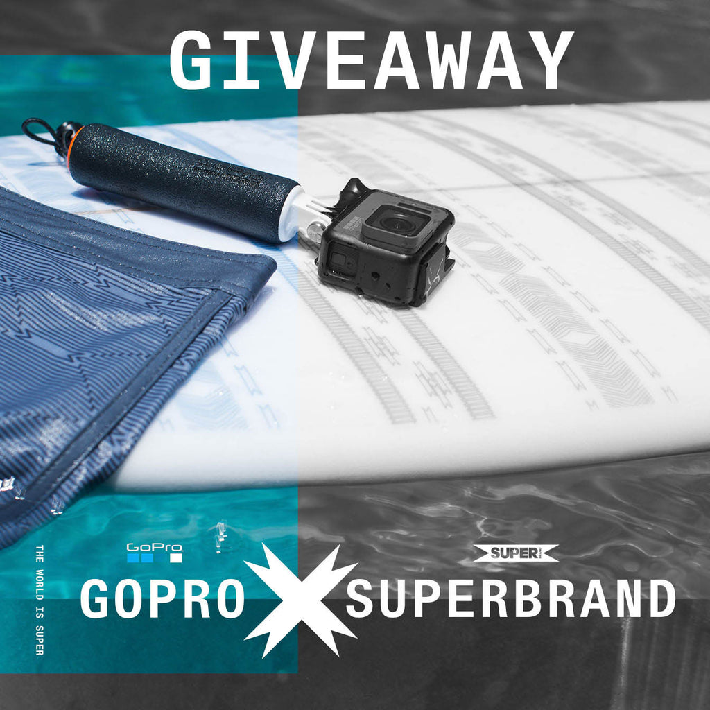 gopro sweepstakes superbrand x gopro sweepstakes superbrand surfboards and 8659