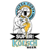 Superbrand And Pizza Port Collaborate To Create SuperKolsch Beer