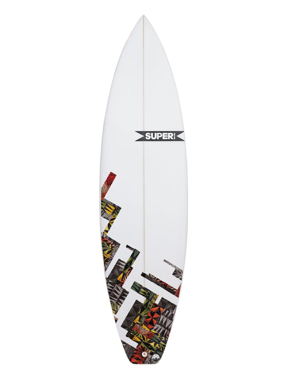 Clay Marzo Mad Cat Surfboard