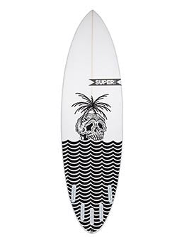 Pig Dog Surfboard