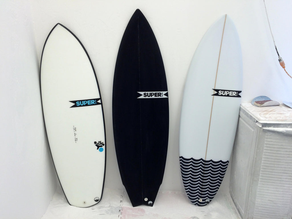 Superbrand Summer Surfboards