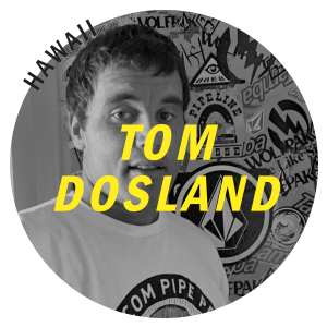 Tom Dosland Superbrand Surfer