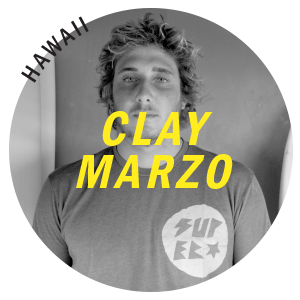 Clay Marzo Superbrand Team