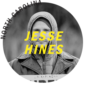 Jesse Hines Super Brand Surf Team