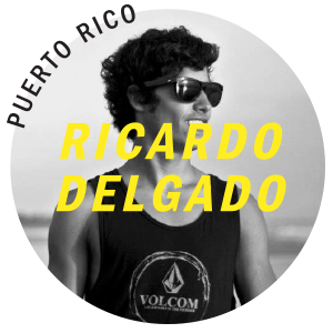 Ricardo Delgado Super Brand Surf Team
