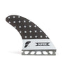 The SUPERbrand X Futures Fins - Large - Quad - Superbrand Surfboards and Apparel